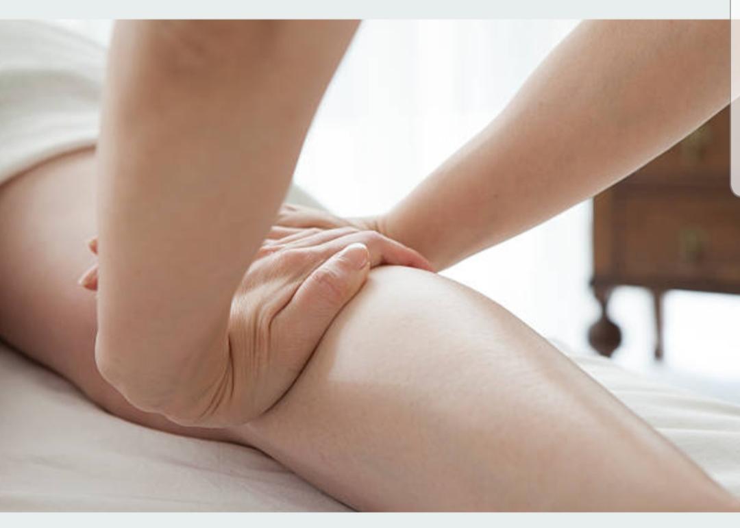 Lymphoedema Drainage Massage